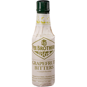 BITTER FEE BROTHERS GRAPEFRUIT BITTERS 17% 0,15