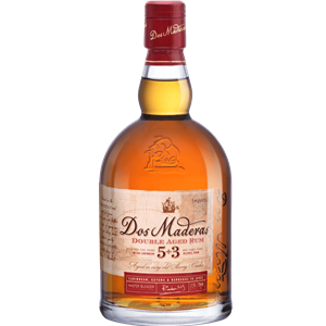 RUM RON DOS MADERAS 5+3 0,7L 37,5%