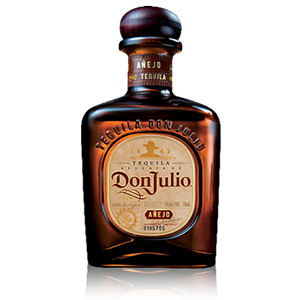 TEQUILA DON JULIO ANEJO 38% 0,7L GB