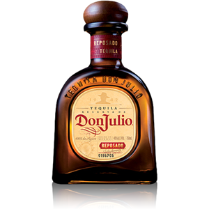 TEQUILA DON JULIO REPOSADO 38% 0,7L GB