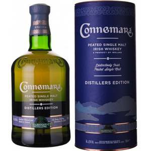 WHISKY CONNEMARA DISTILLERS EDITION 43% 0,7L GB