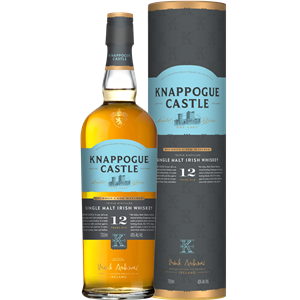 WHISKY SM KNAPPOGUE CASTLE 12Y IRISH 43% 0,7L GB