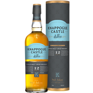 WHISKY SM KNAPPOGUE CASTLE 12Y IRISH 40% 0,7L GB