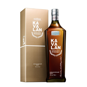 WHISKY SM KAVALAN DISTILLERY SELECT 40% 0,7L GB