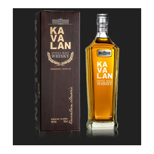 WHISKY SM KAVALAN SINGLE MALT WHISKY 40,0% 0,7L